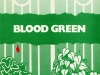 Gay Sweatshop Blood Green Poster