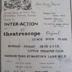 Theatrescope join forces with Inter-Action