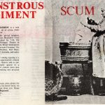 Scum by Chris Bond and Claire Luckham (with Monstrous Regiment). Monstrous Regiment. 1976