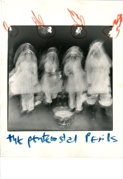 Beryl & the Perils Performance photo, Beryl and the Perils
