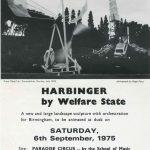 Harbinger Welfare State International, 1975.