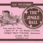 Gay SweatshopJingleball 13